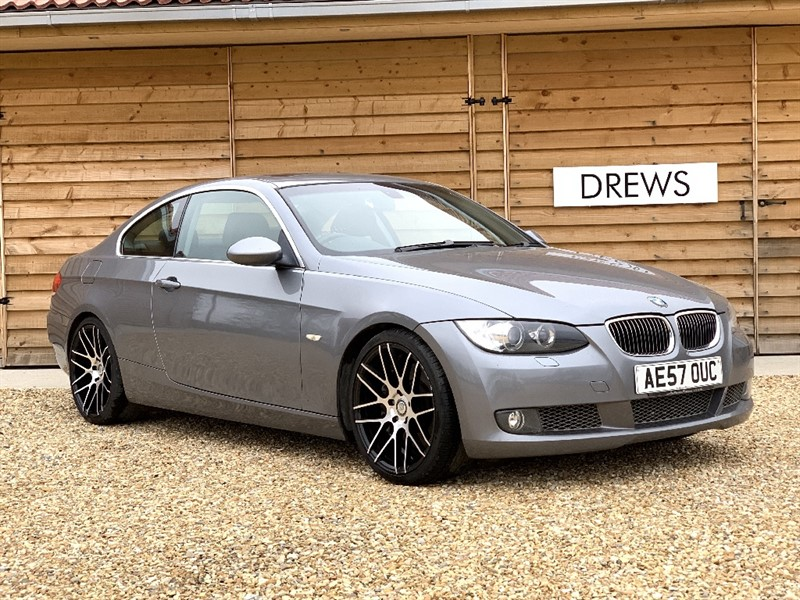 Used BMW 335i SE Auto Black Leather Factory Sunroof Full S/History in Berkshire