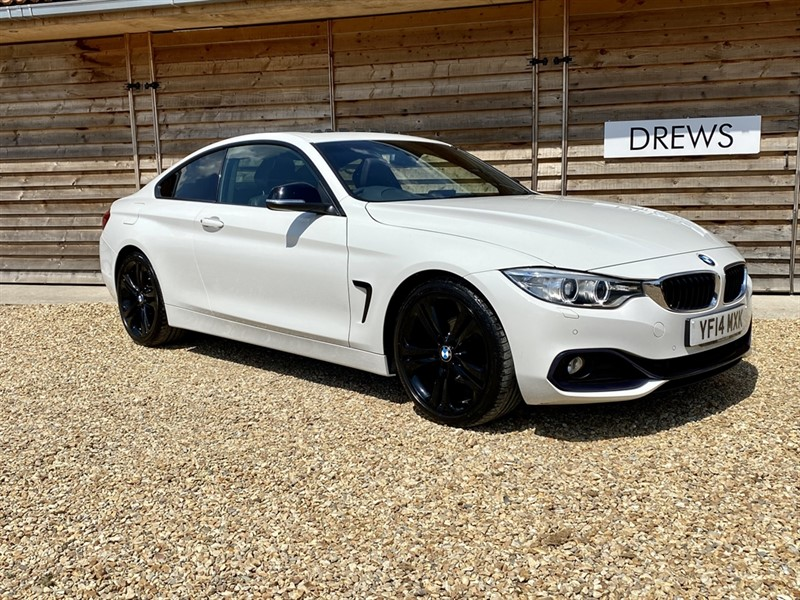 Used BMW 420i 2.0 Petrol Sport Auto £6100 Factory Options Great spec Low Mileage in Berkshire
