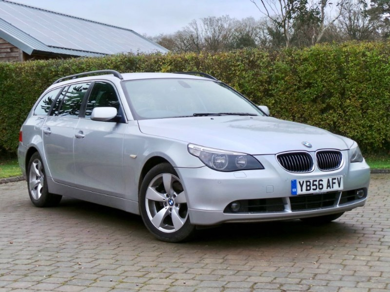 Used BMW 525d SE TOURING Leather Trim FSH in Berkshire