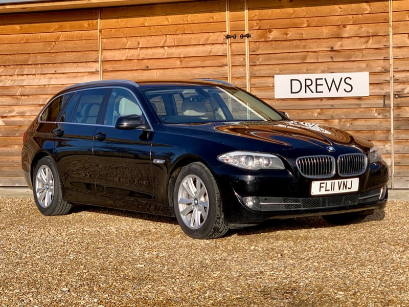 Used BMW 520d SE TOURING Leather Just Serviced New MOT in Berkshire