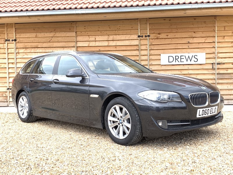 Used BMW 520d SE TOURING Sat Nav Leather Demo + One Owner FSH in Berkshire