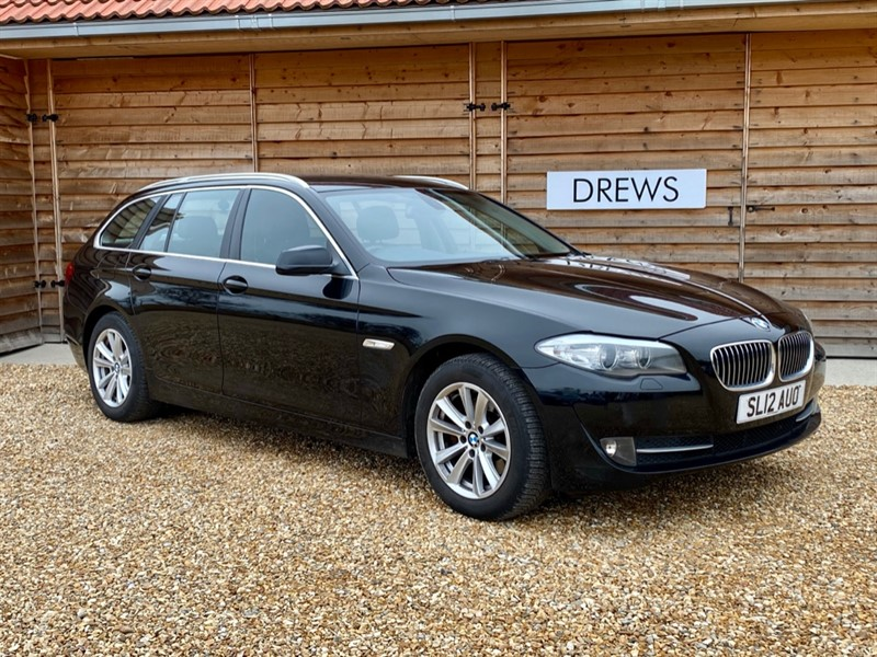 Used BMW 520d 2.0 Diesel SE TOURING Auto Just Serviced New MOT in Berkshire