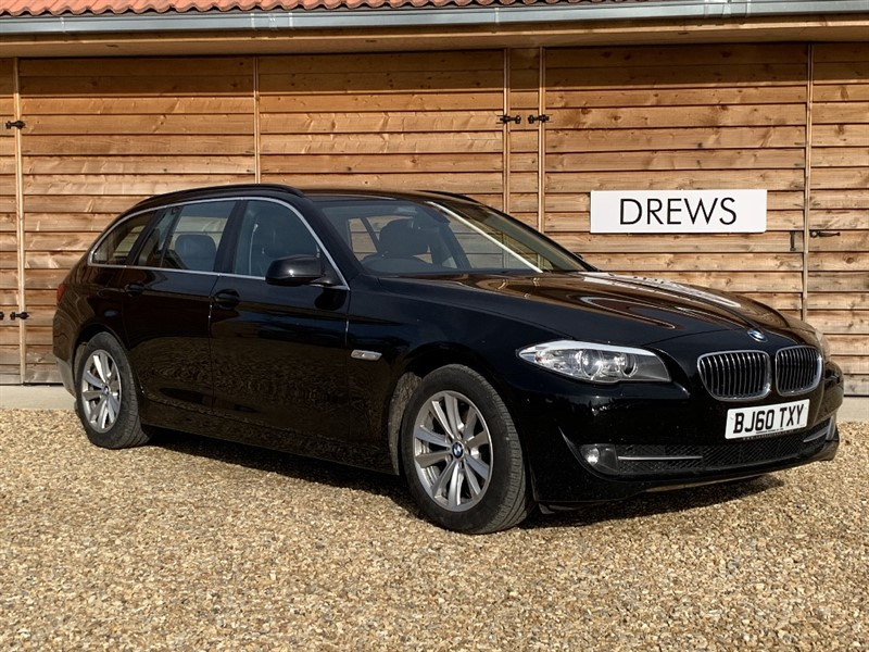 Used BMW 520d SE TOURING Facelift Manual Sat Nav Leather in Berkshire