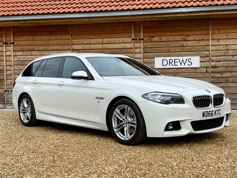 Used BMW 520d 2.0d M SPORT TOURING One Owner Lovely Condition in Berkshire