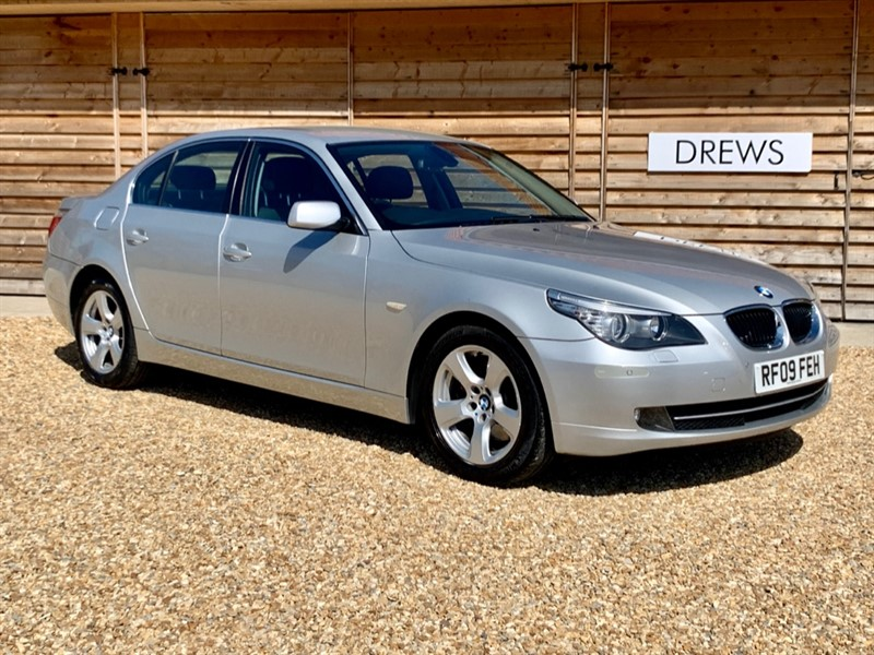 Used BMW 520d SE BUSINESS EDITION in Berkshire