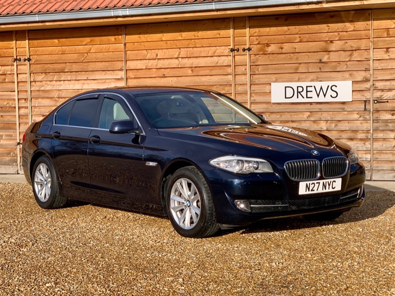 Used BMW 520d SE Automatic Leather Bluetooth F & R Parking Sensors in Berkshire