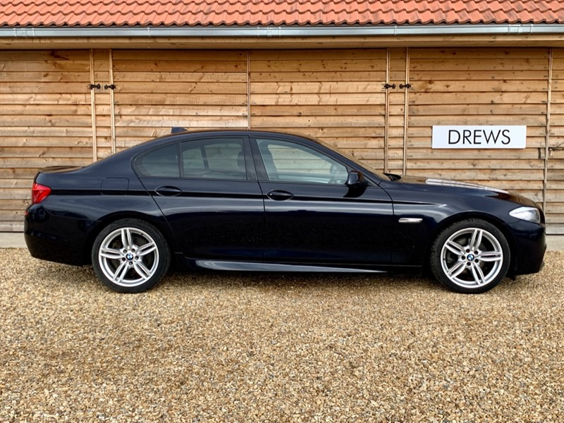 Used BMW 520d 2.0 M SPORT Auto Great Spec FSH Lovely Condition New MOT in Berkshire