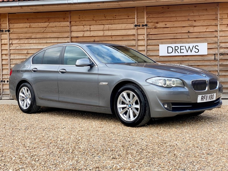 Used BMW 520d SE Automatic One Owner Great Spec Lots Of Factory Options in Berkshire