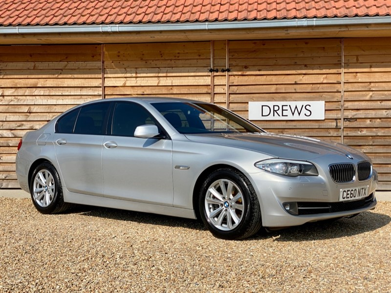 Used BMW 520d SE New Shape Just Serviced New MOT Leather Seats in Berkshire