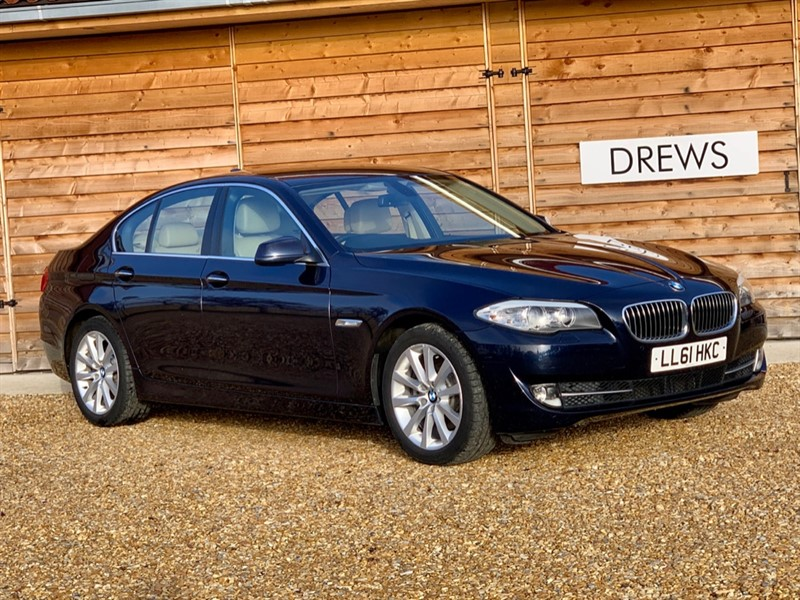 Used BMW 520d SE One Owner 6K Factory Options Very Low Mileage in Berkshire