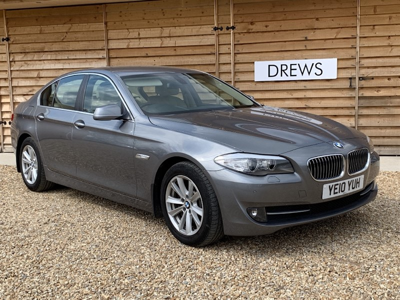 Used BMW 525d SE 3.0 Sport Pack Sat Nav Heated Leather Sports Seats in Berkshire