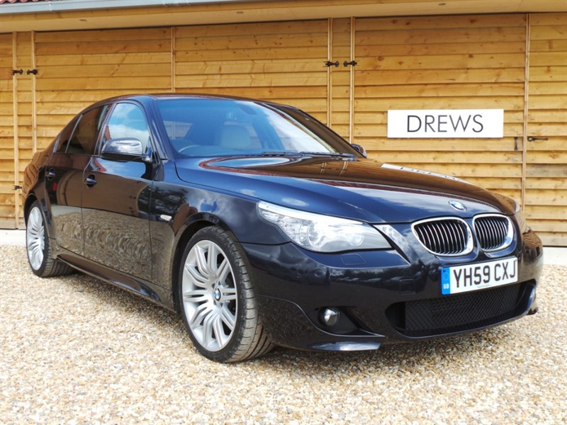 Used BMW 525d M SPORT BUSINESS EDITION Full BMW S/History in Berkshire