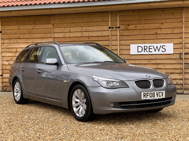 Used BMW 535d SE TOURING FSH Sat Nav Leather Trim Panoramic Sunroof in Berkshire