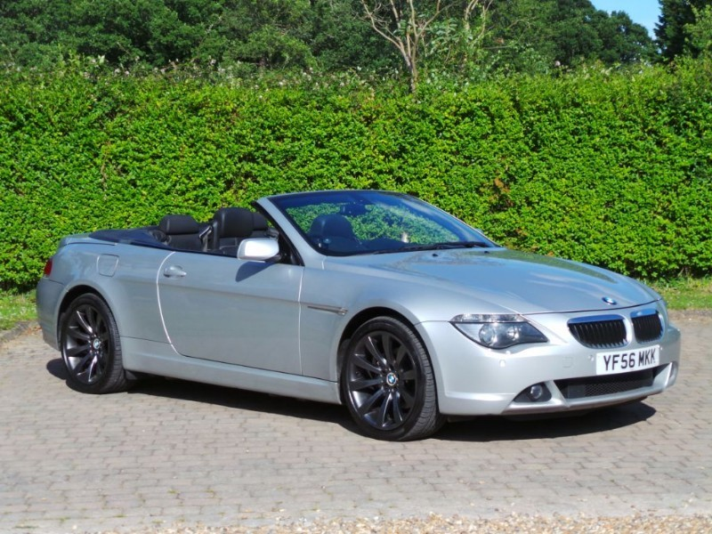 Used BMW 630i Sport Demo + 1 Owner Full BMW History in Berkshire