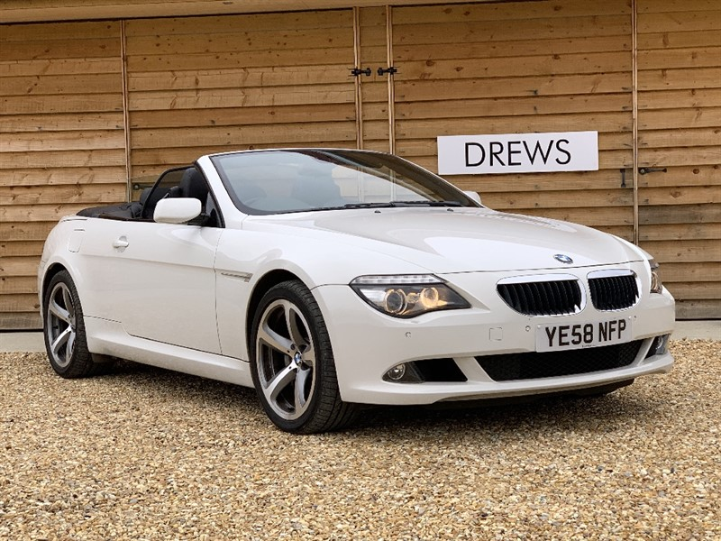 Used BMW 635d SPORT  Full BMW S/History Beautiful Condition Fantastic Spec in Berkshire