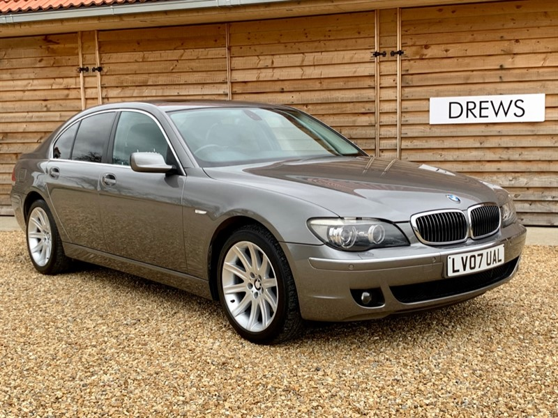 Used BMW 730d 3.0 Die SE Auto Great Condition Big Spec FSH New MOT in Berkshire