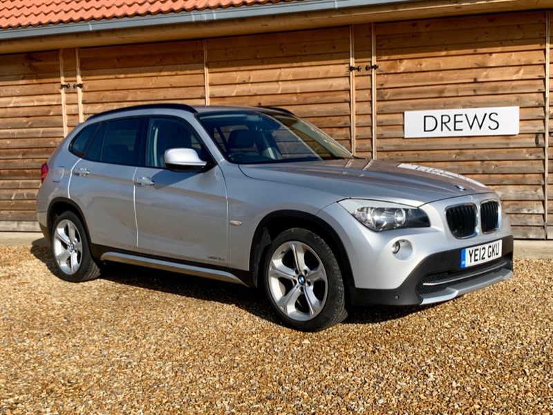 Used BMW X1 XDRIVE18D 2.0 SE Stop Start Heated Leather Seats in Berkshire