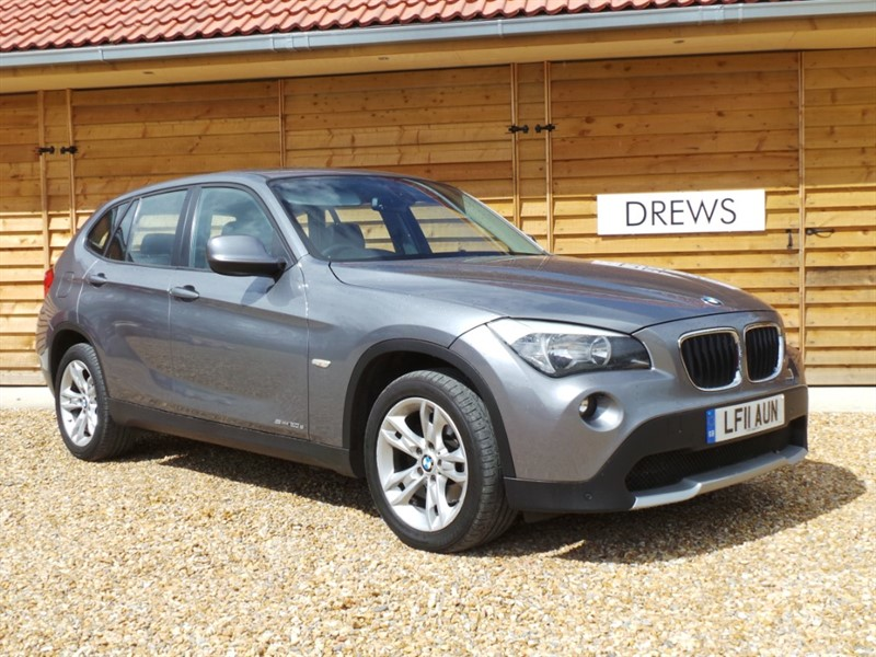 Used BMW X1 S DRIVE 20D SE Nice Extras Nevada Leather Pano Sunroof Comfort Pack Bluetooth in Berkshire