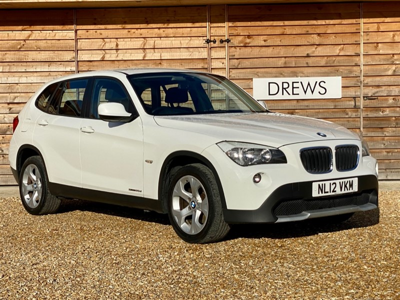 Used BMW X1 SDRIVE20D SE Auto Just Serviced And New MOT in Berkshire