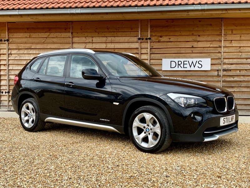 Used BMW X1 XDRIVE20D SE Giant Spec Lots of Factory Options in Berkshire