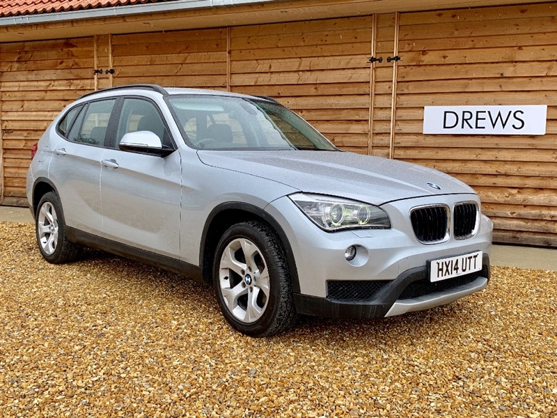 Used BMW X1 XDRIVE20D SE Heated Leather Seats One Owner in Berkshire