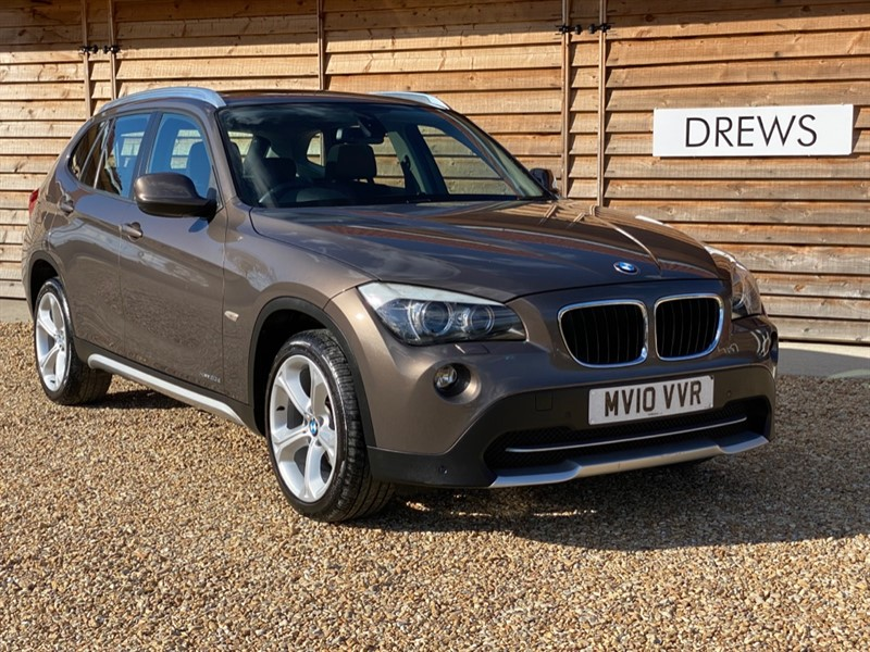 Used BMW X1 XDRIVE20D SE Auto Panoramic Roof Heated Seats One Owner in Berkshire