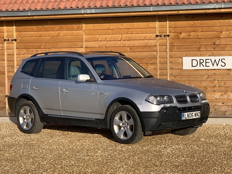 Used BMW X3 SE Massive Spec Over £10K Factory Options in Berkshire