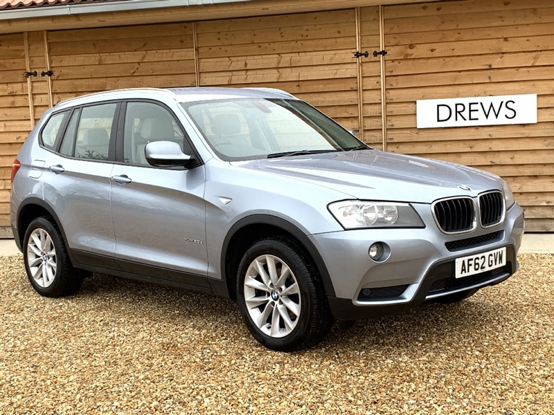 Used BMW X3 XDRIVE20D SE Heated Leather Seats Front and Rear Parking in Berkshire