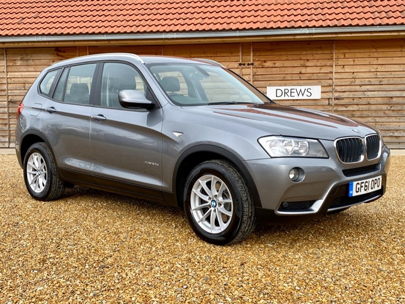 Used BMW X3 XDRIVE20D SE Automatic Just Serviced Nov 21 MOT in Berkshire