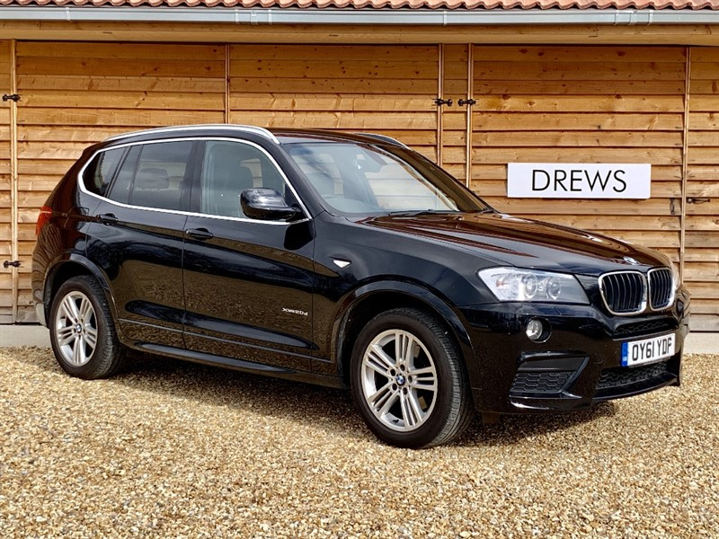 Used BMW X3 XDRIVE20D M SPORT Fantastic Spec Lots of Factory Options in Berkshire
