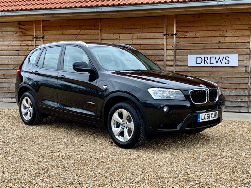 Used BMW X3 XDRIVE20D SE 2.0d Manual One Owner Full BMW History Just Serviced in Berkshire