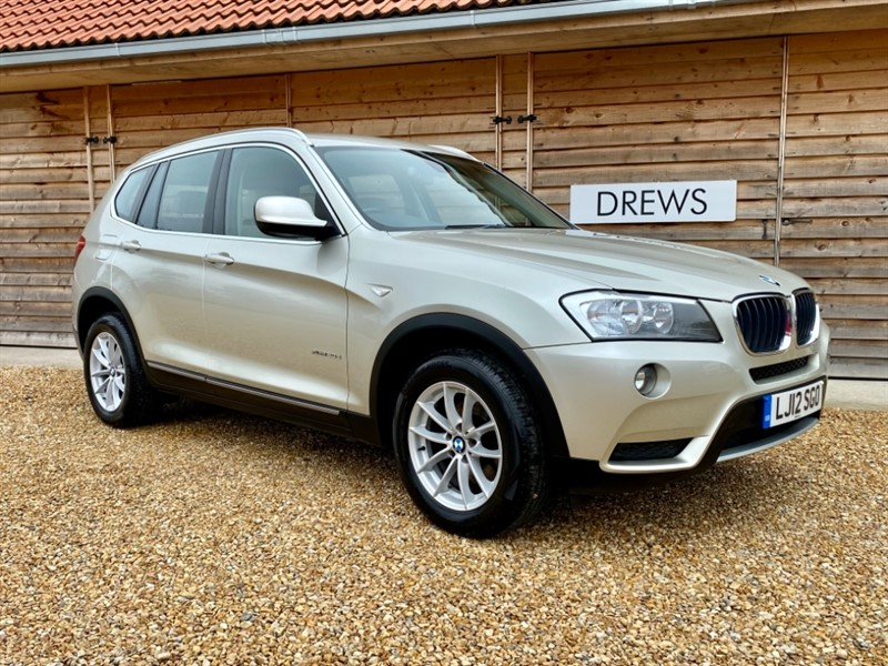 Used BMW X3 XDRIVE20D SE Auto Just Serviced 4 New Tyres in Berkshire