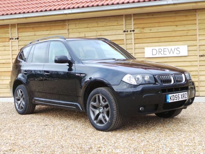 Used BMW X3 D M SPORT £6500 Factory Fitted Options in Berkshire