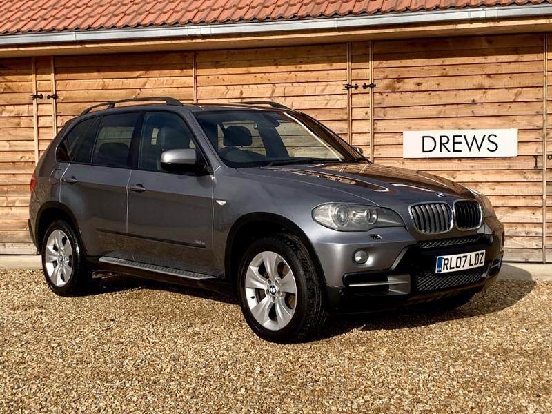 Used BMW X5 D SE 7 Seat Sat Nav Bluetooth Low Mileage in Berkshire