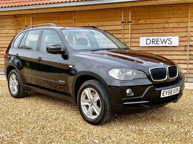 Used BMW X5 XDRIVE30D SE 7 Seats One Owner Great Spec Professional Nav Reversing Camera ! in Berkshire