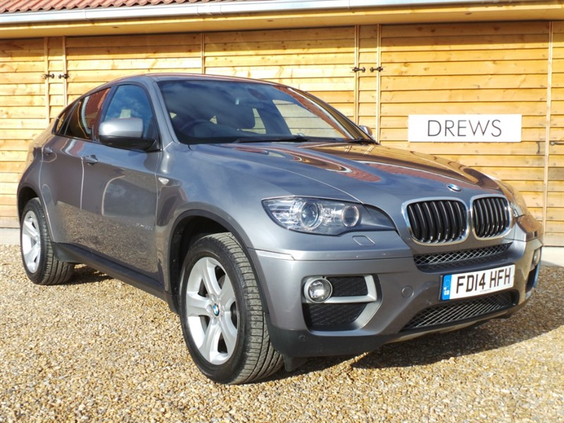 Used BMW X6 XDRIVE30D 5 Seat Sat Nav Sport Pack Low Mileage Immaculate Condition in Berkshire
