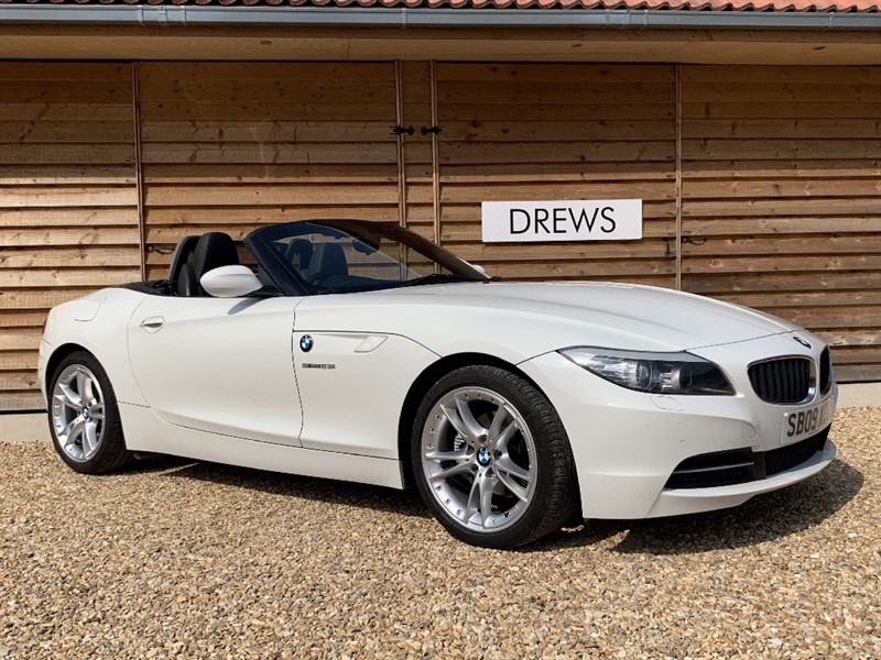 Used BMW Z4 2.5 SDRIVE23I ROADSTER Heated Black Leather Seats Just Serviced in Berkshire