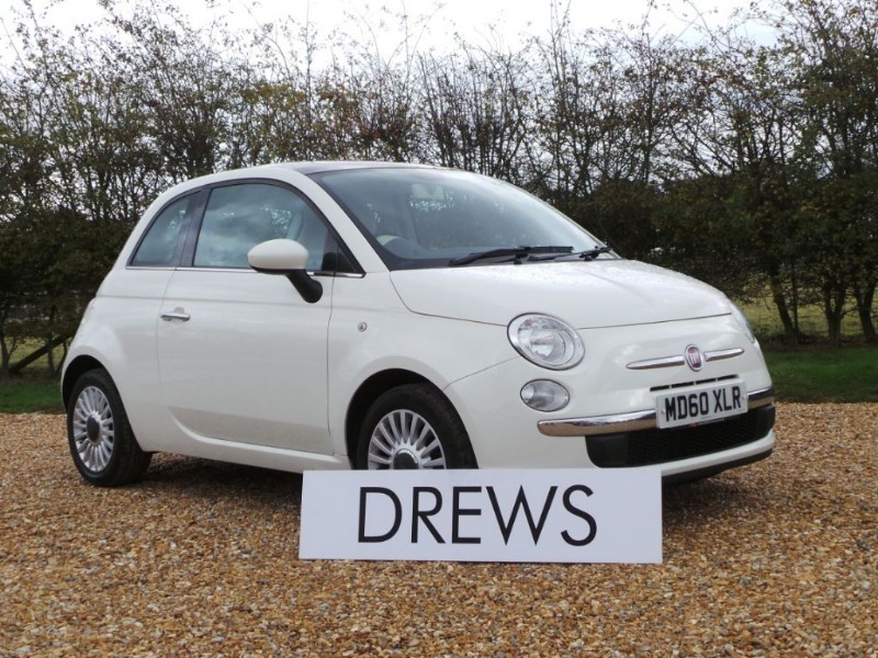 Used Fiat 500 LOUNGE A/C S/R Just Serviced New MOT in Berkshire