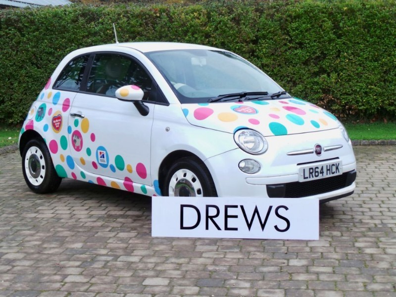 Used Fiat 500 COLOUR THERAPY  in Berkshire