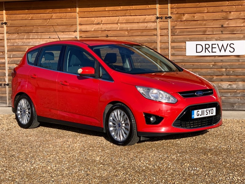 Used Ford C-Max TITANIUM 1.6 TDCI Only £30 Road Tax in Berkshire