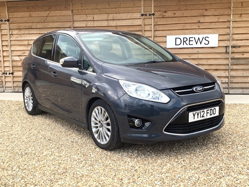 Used Ford C-Max TITANIUM TDCI Automatic Bluetooth Heated Front Screen Parking Sensors in Berkshire