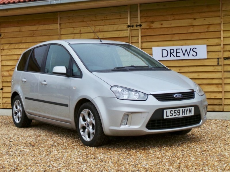 Used Ford C-Max ZETEC Low Mileage Great Spec in Berkshire
