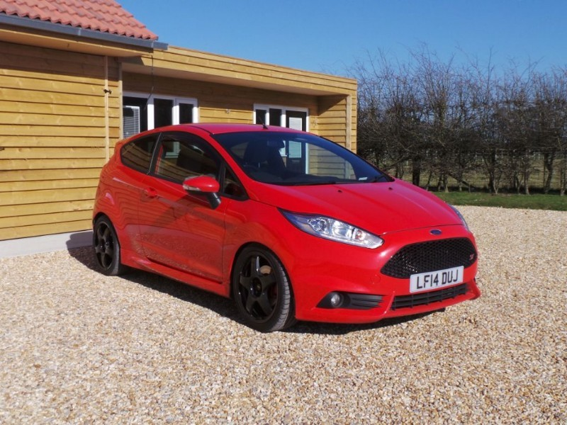 Used Ford Fiesta ST-2 Mountune Full Ford Service History in Berkshire