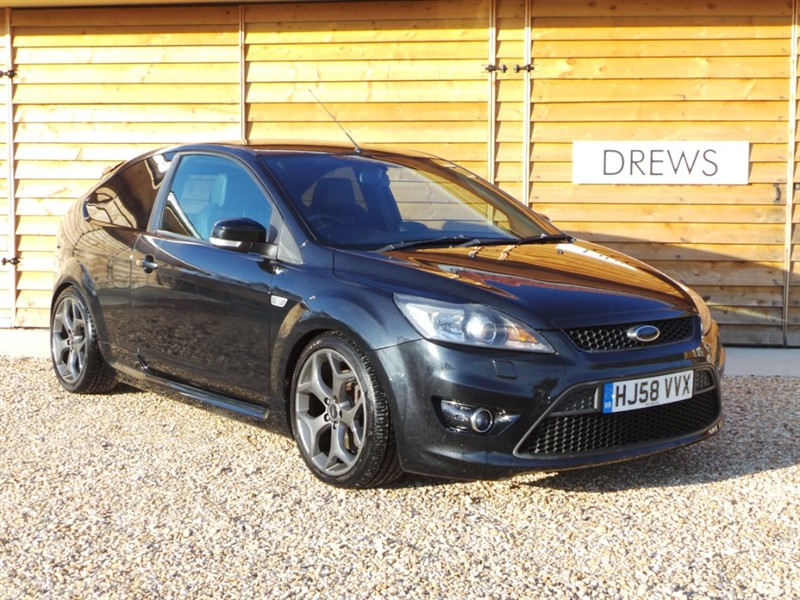 Used Ford Focus ST-3 Recaro Leather Heated Seats Great Condition in Berkshire