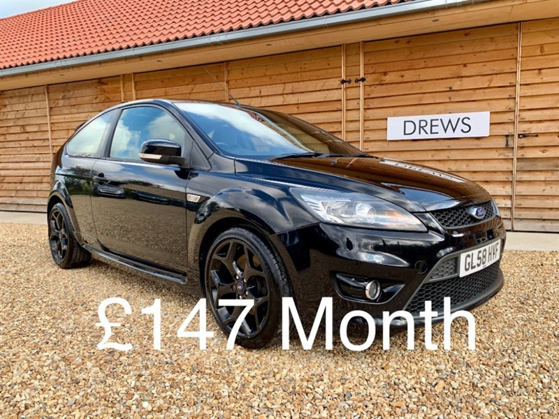 Used Ford Focus ST-2 FSH 7 Ford Main Sealer Services Exceptional Example in Berkshire