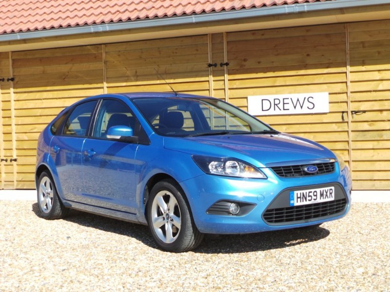 Used Ford Focus ZETEC Full Ford S/History in Berkshire
