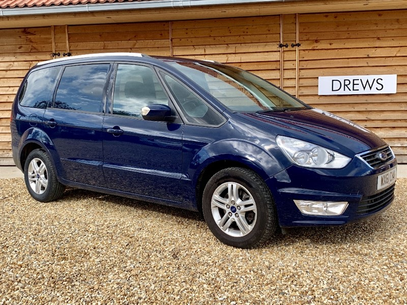 Used Ford Galaxy ZETEC TDCI factory Bluetooth F+R Parking Sensors Heated front Screen in Berkshire