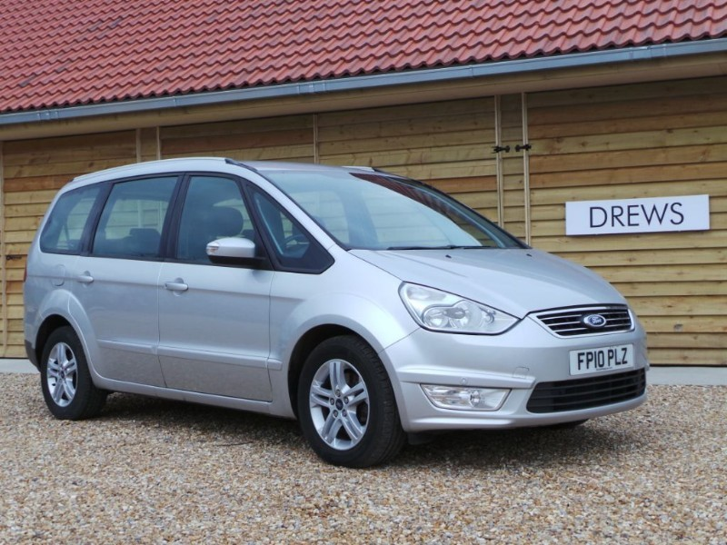 Used Ford Galaxy ZETEC TDCI Just Serviced New MOT Great Condition in Berkshire