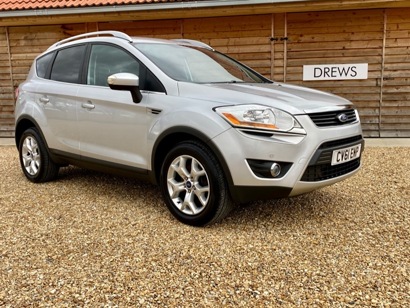 Used Ford Kuga ZETEC TDCI Just Serviced Sept MOT Factory Bluetooth in Berkshire