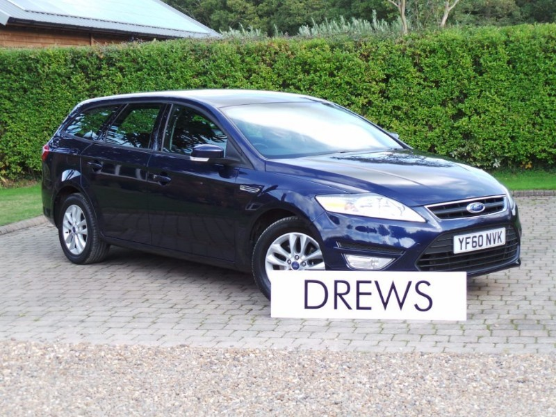 Used Ford Mondeo MONDEO ZETEC TDCI Just Serviced & New MOT in Berkshire